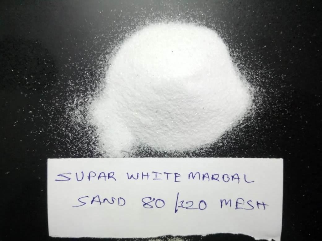 Silica Sand Fine White Marble