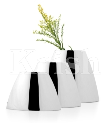 Bulb Shape Flower Vase