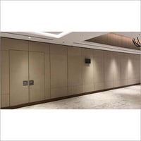 Movable Acoustic Walls Sliding Folding Partitions