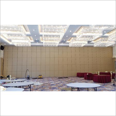 Movable Acoustic Partition Walls