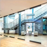 Glass Operable Wall