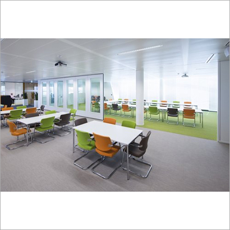 Glass Movable Partitions