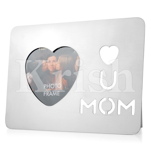 Love you Mom Photo frame