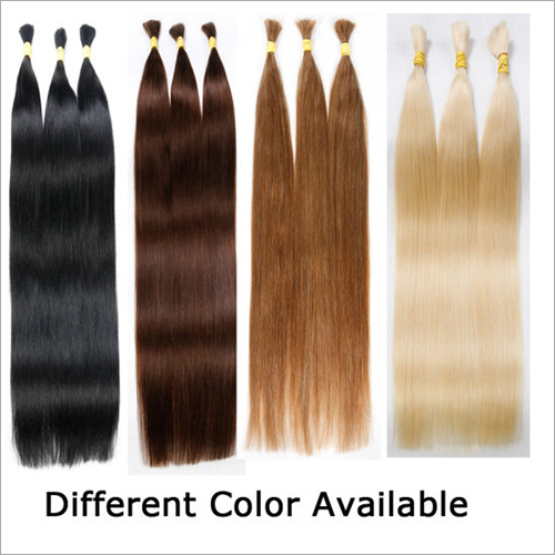 Human Straight Color Hair Extension