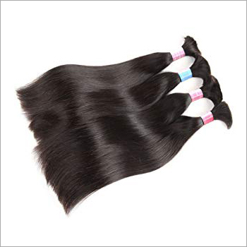 Straight Virgin Human Hair Extensions