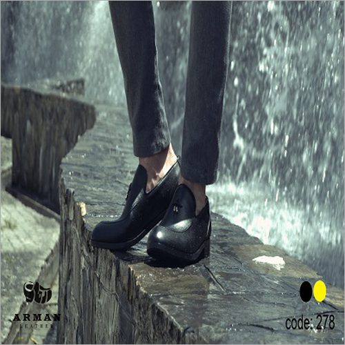 Mens Leather Loafers