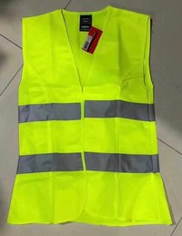 Mens Safety Vest Surplus Stocklot