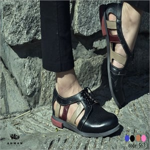 Ladies Summer Leather Shoes