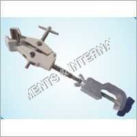 Burette clamp swivel type labcare