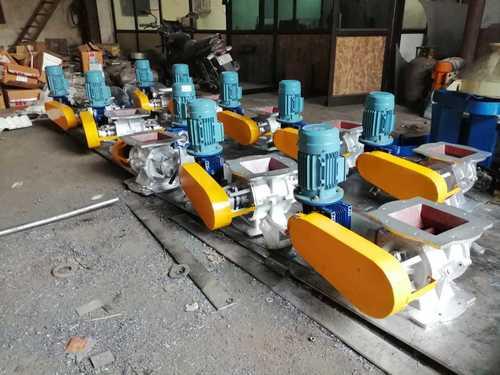 Heavy Duty Air lock valves