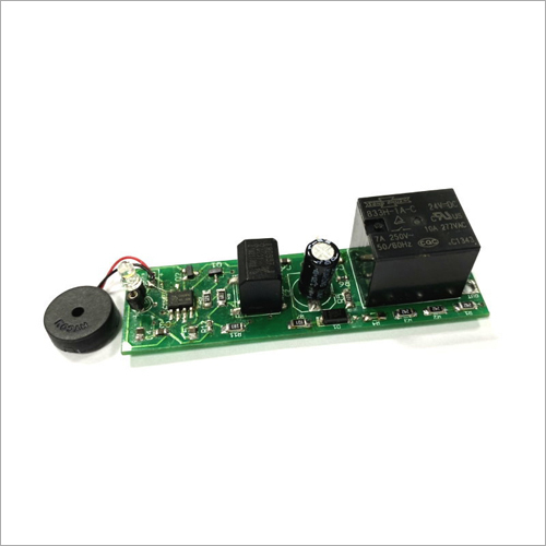 Electric Iron Auto Off Controller Module