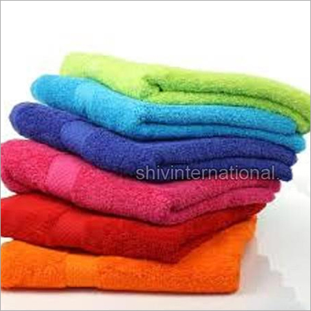 Plain Colored Towel