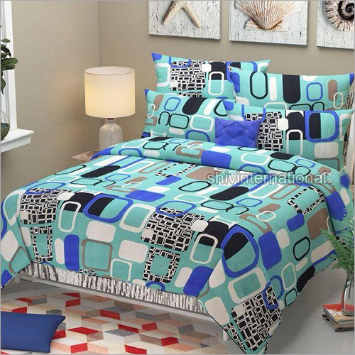 3D Polyester Duvet Cover Sheet