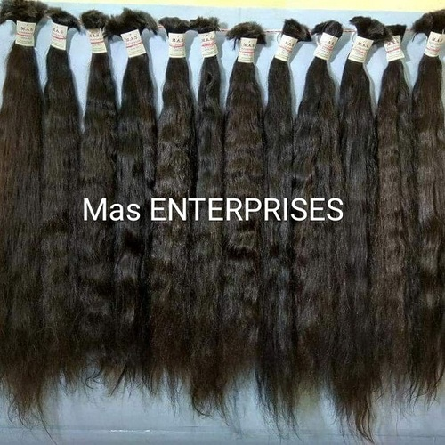 Raw Virgin Hair Temple Indian  Human Hair
