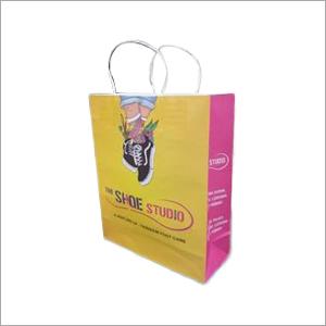 Fancy Printed Paper Bag