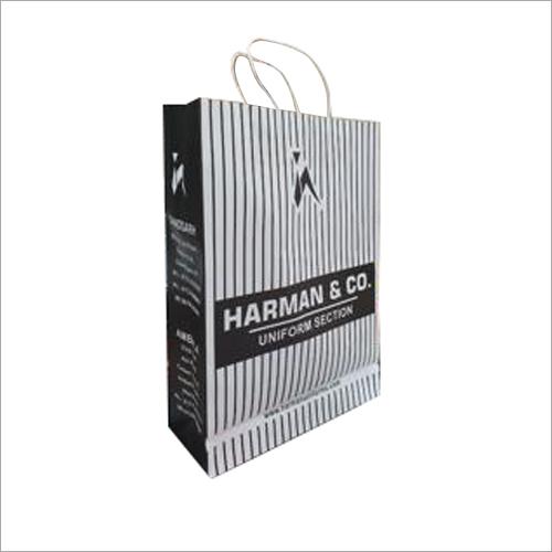 Paper Printed Designer Bag