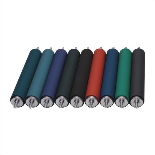 Multicolored PU Roller