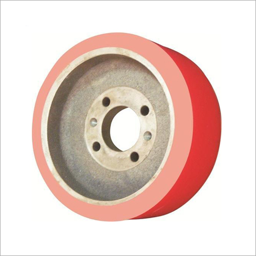 PU Forklift Wheel