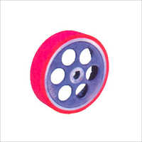 Polyurethane Coated Wheel