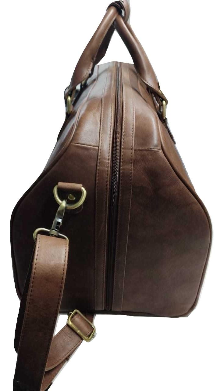Duffle Bag Brown