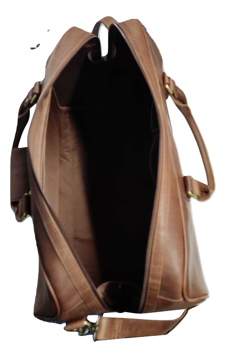 Duffle Bag Brown