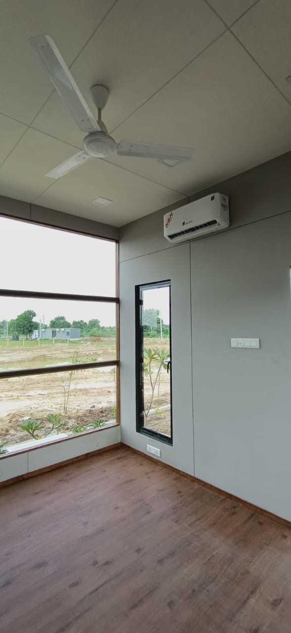 Premium portable builder sales office cabin