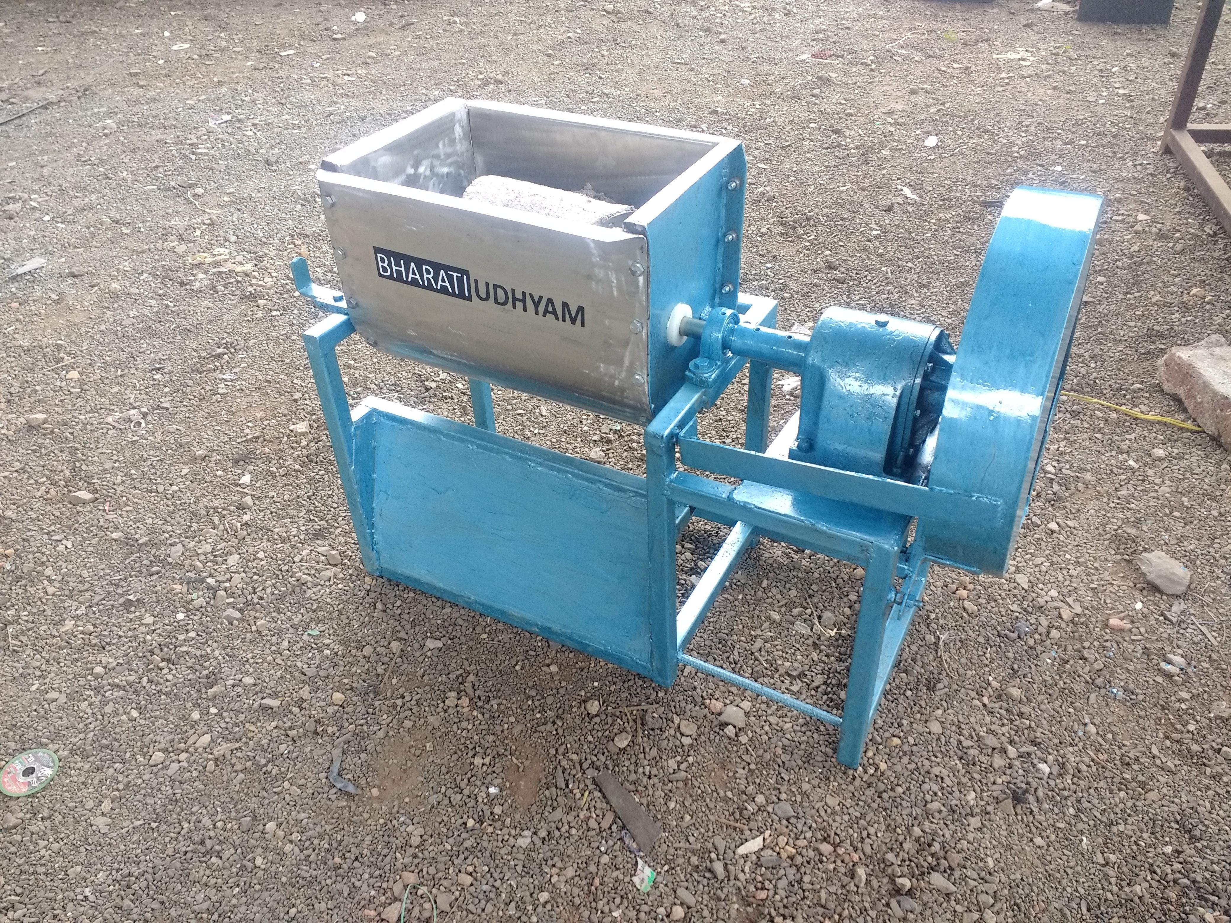 Agarbatti/Incense Powder Mixer Machine