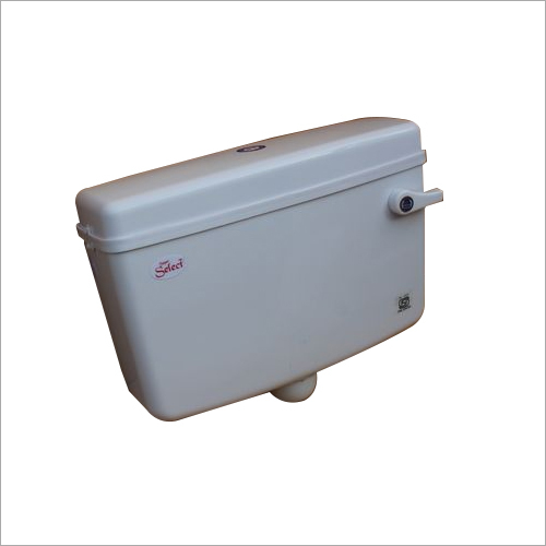 Side Handle Flush Tank