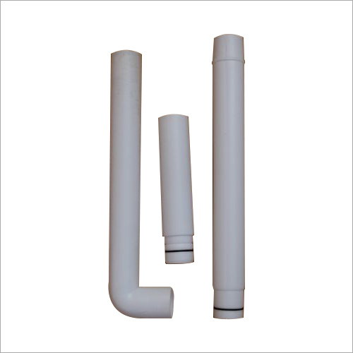 Sanitary PVC Extension Bend Pipe
