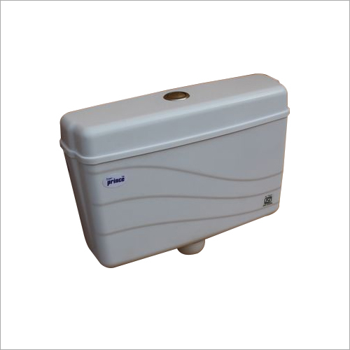 Centre Push Flush Tank