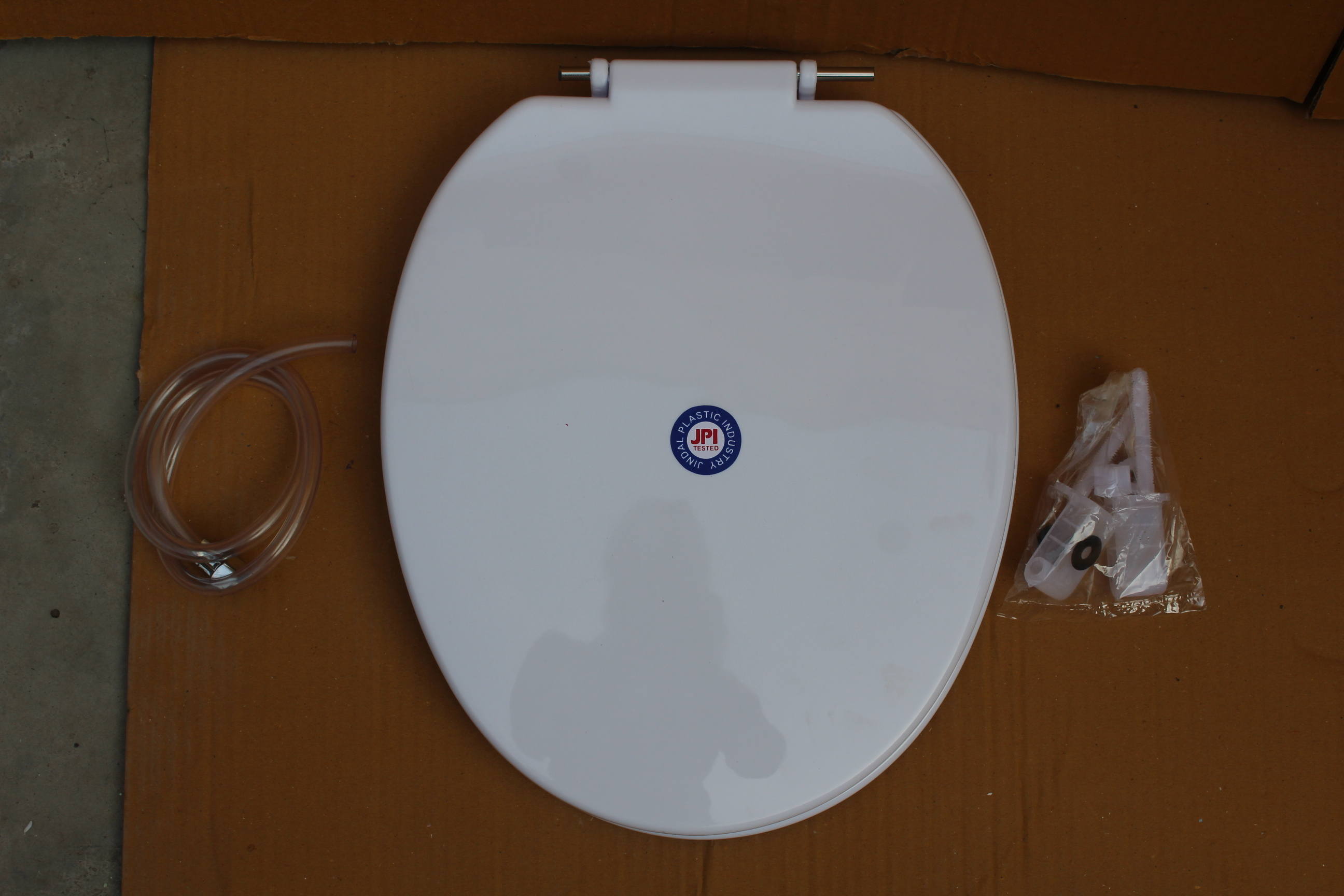 Jet Toilet Seat Cover