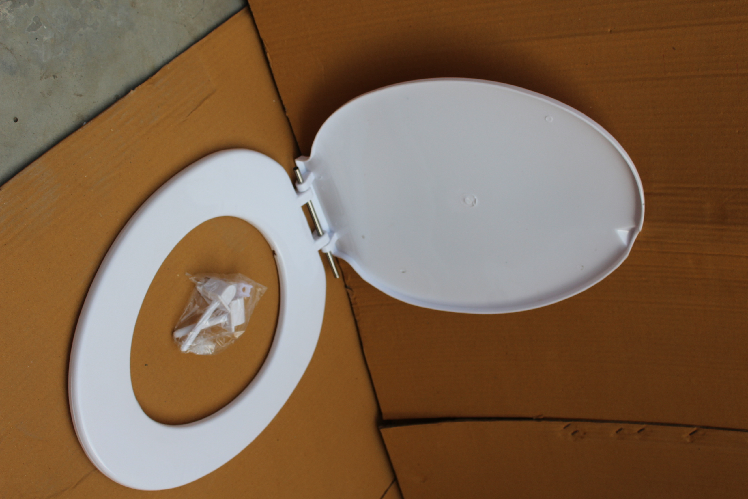 S S Rod Toilet Seat Cover