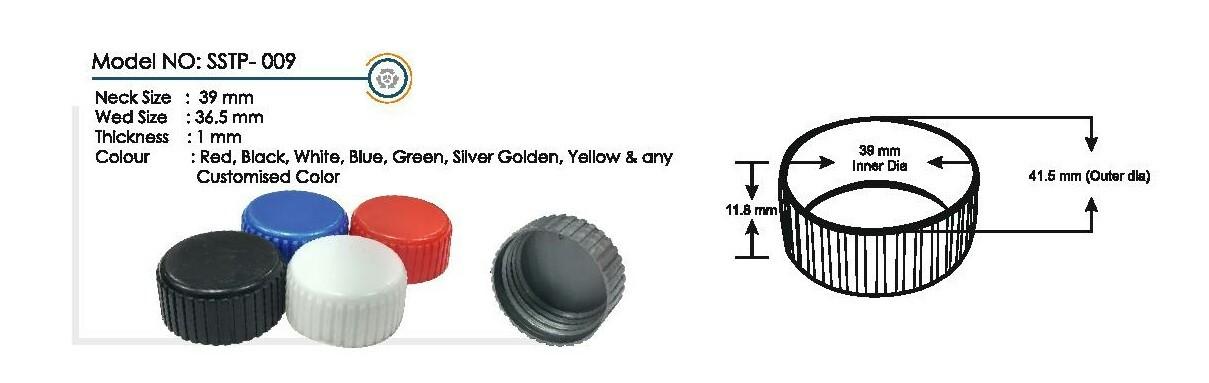 Lubricant Oil Bottle Cap 009