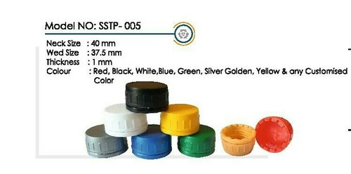 Oil Container Cap 005