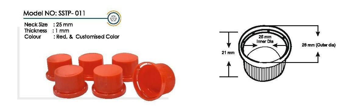 Engine Oil Bottle Cap 011