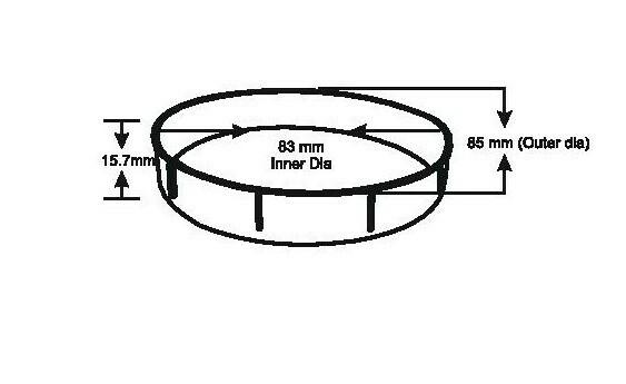 Lubricant Jar Cap 016