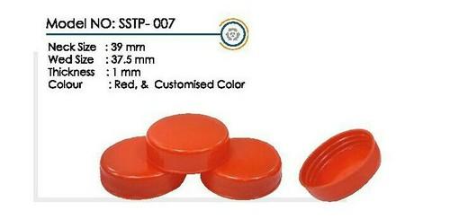Lubricant Plastic Bottle Cap