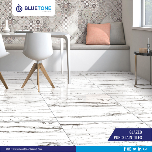 Glazed Polished Porcelain Tiles 600x1200 MM