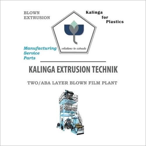 Blown Film Extruders