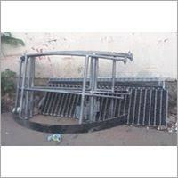 Railing Industrial MS Galvanized