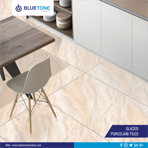 Glazed Polished Porcelain Tiles 600x600 MM