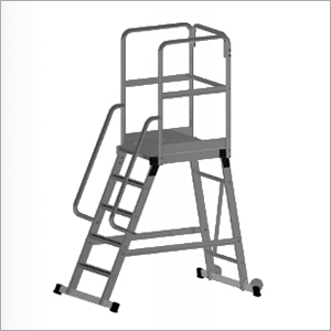 Industrial Portable Ladders