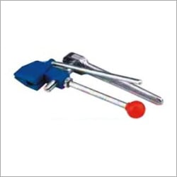 Band Strap Tensioning And Cutting Tool