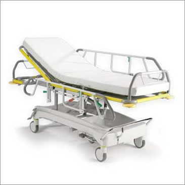 Hospital Emergency Recovery Trolley