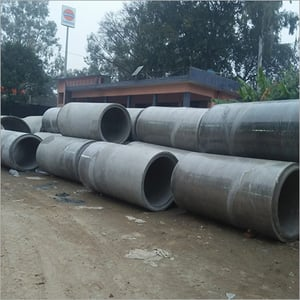 Vibrated Cast Pipe