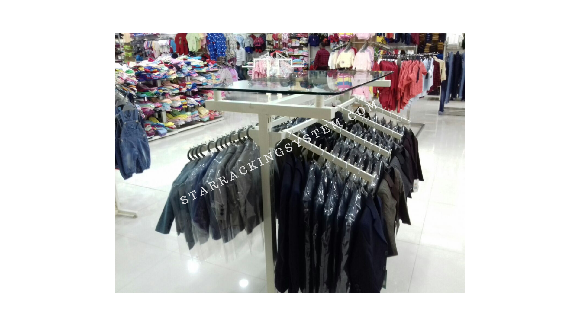Garments Display Racks