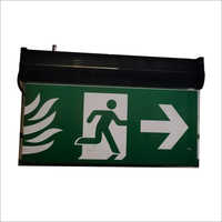 Emergency Signage Board