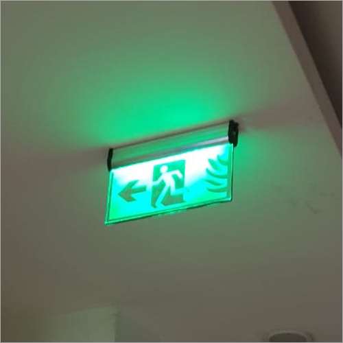 Emergency Signage Board
