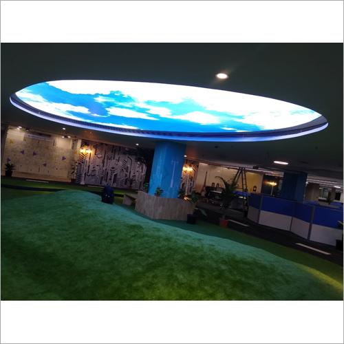 Hotels Stretch Fabric Ceiling