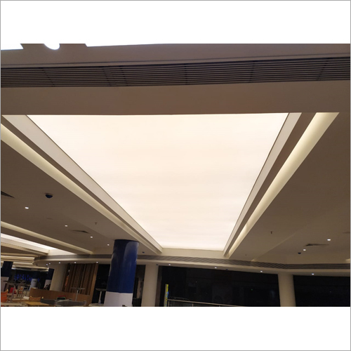 PVC Stretch Fabric Ceiling